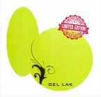 GEL LAK - CRAZY LEMON neon perleť
