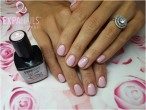 Gel lak Tender pink 114337